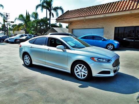 2015 Ford Fusion for sale in South Gate, CA