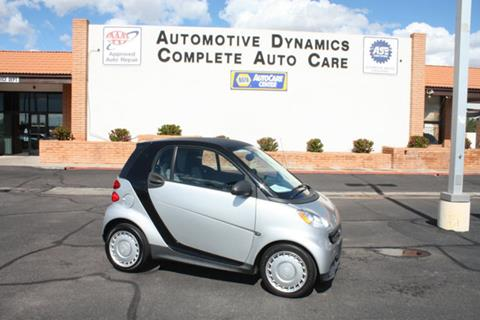 2013 Smart fortwo for sale in Sun City AZ