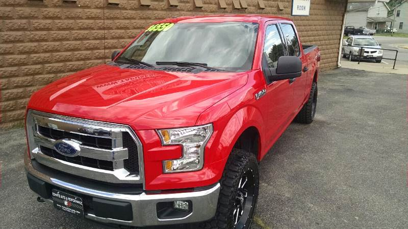 2015 Ford F-150 4x4 XLT 4dr SuperCrew 6.5 ft. SB - Ashley OH