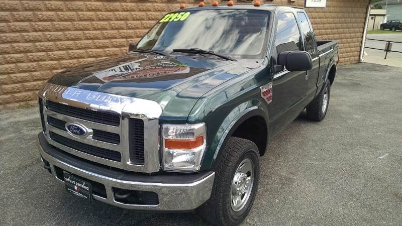 2008 Ford F-250 Super Duty XLT 4dr SuperCab 4WD SB - Ashley OH