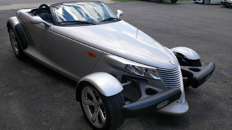 2000 Plymouth Prowler 2dr Convertible - Ashley OH