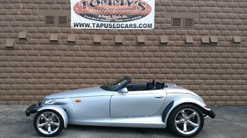 2000 Plymouth Prowler for sale in Ashley, OH