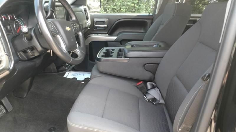 2016 Chevrolet Silverado 1500 4x4 LT 4dr Crew Cab 5.8 ft. SB - Ashley OH