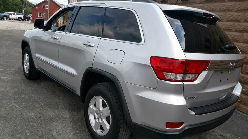 2012 Jeep Grand Cherokee 4x2 Laredo 4dr SUV - Ashley OH