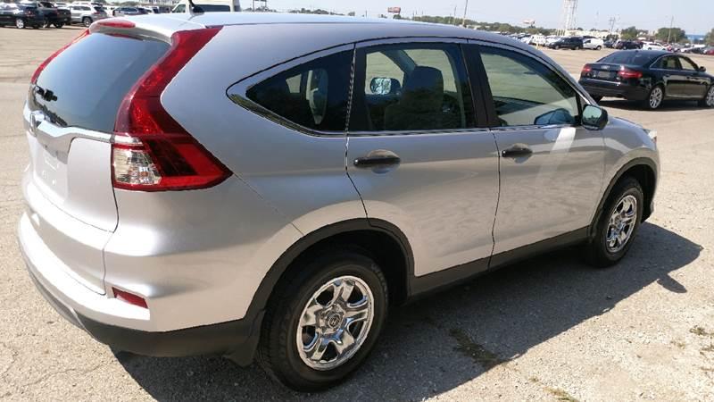 2015 Honda CR-V LX 4dr SUV - Ashley OH