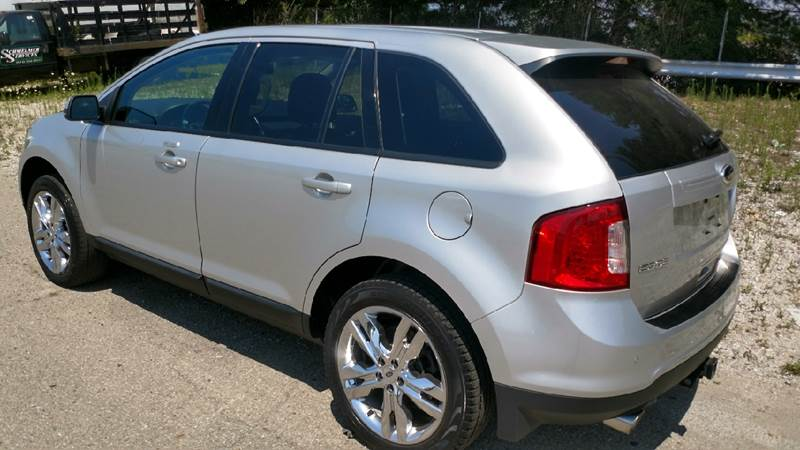 2013 Ford Edge SEL 4dr Crossover - Ashley OH