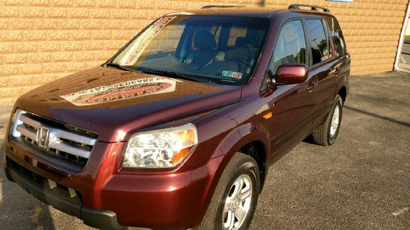 2008 Honda Pilot 4x4 VP 4dr SUV - Ashley OH