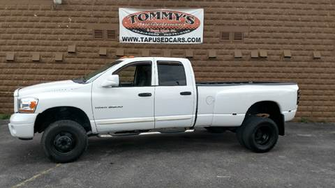 2006 Dodge Ram Pickup 3500 for sale in Ashley, OH