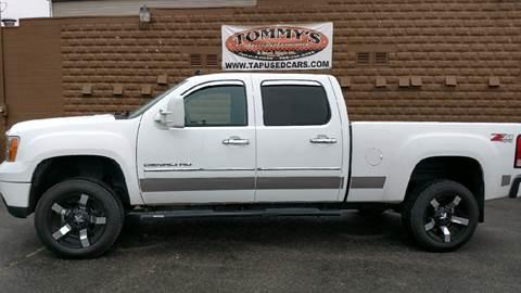 2014 GMC Sierra 2500HD for sale in Ashley, OH