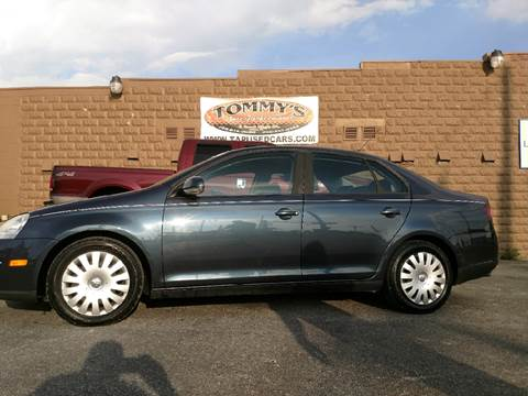 2008 Volkswagen Jetta for sale in Ashley, OH