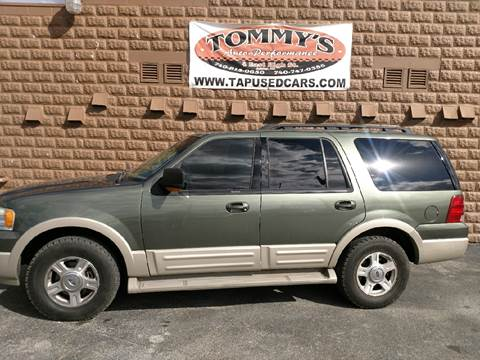 2006 Ford Expedition for sale in Ashley, OH