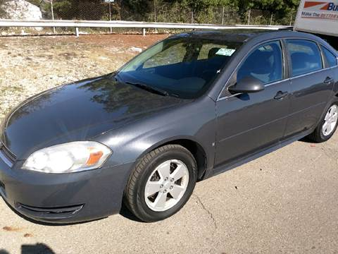 2009 Chevrolet Impala for sale in Ashley, OH