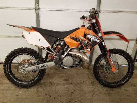 2006 KTM 250 SX for sale in Ashley, OH
