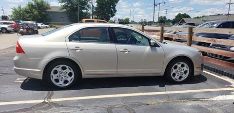 2010 Ford Fusion for sale at Xtreme Motors Plus Inc in Ashley OH