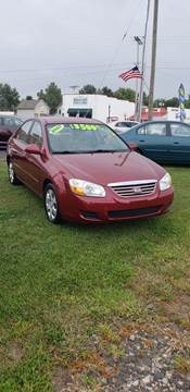 2007 Kia Spectra for sale at Xtreme Motors Plus Inc in Ashley OH
