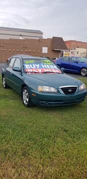 2006 Hyundai Elantra for sale at Xtreme Motors Plus Inc in Ashley OH