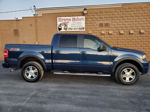 2008 Ford F-150 for sale at Xtreme Motors Plus Inc in Ashley OH