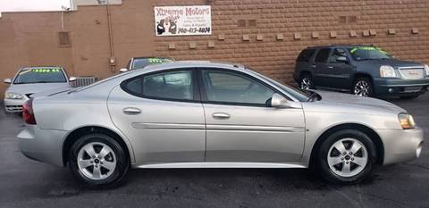 2006 Pontiac Grand Prix for sale at Xtreme Motors Plus Inc in Ashley OH