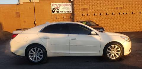 2013 Chevrolet Malibu for sale at Xtreme Motors Plus Inc in Ashley OH