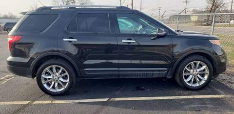 2015 Ford Explorer for sale at Xtreme Motors Plus Inc in Ashley OH
