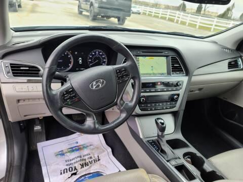 2015 Hyundai Sonata for sale at Xtreme Motors Plus Inc in Ashley OH