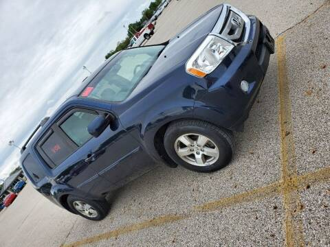 2010 Honda Pilot for sale at Xtreme Motors Plus Inc in Ashley OH