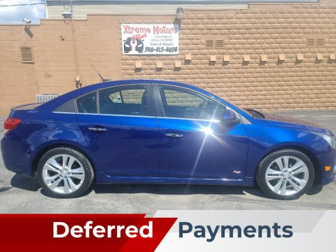 2013 Chevrolet Cruze for sale at Xtreme Motors Plus Inc in Ashley OH