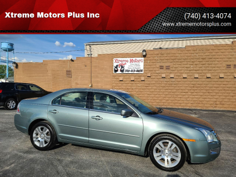 2006 Ford Fusion for sale at Xtreme Motors Plus Inc in Ashley OH
