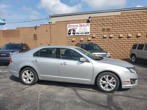 2012 Ford Fusion for sale at Xtreme Motors Plus Inc in Ashley OH