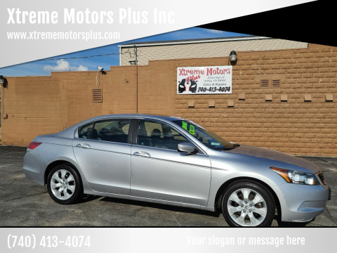 2009 Honda Accord for sale at Xtreme Motors Plus Inc in Ashley OH
