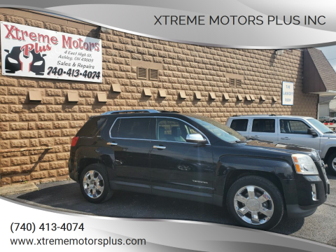 2010 GMC Terrain for sale at Xtreme Motors Plus Inc in Ashley OH