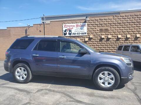 2014 GMC Acadia for sale at Xtreme Motors Plus Inc in Ashley OH