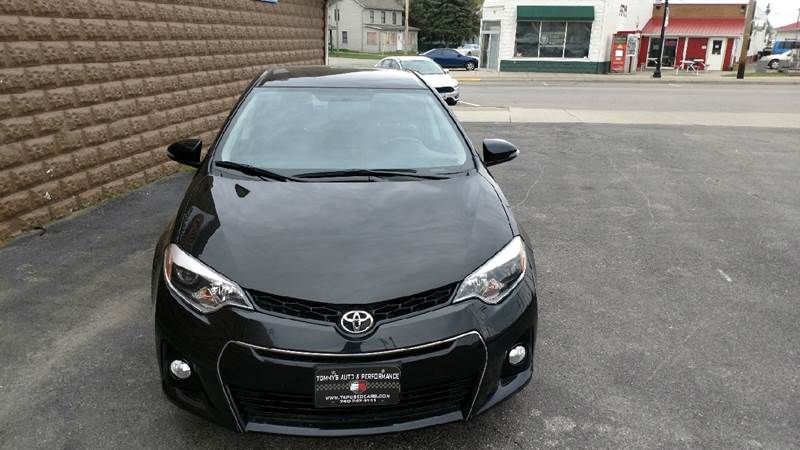 2015 Toyota Corolla S 4dr Sedan - Ashley OH