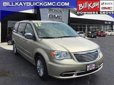 2012 Chrysler Town and Country for sale in Downers Grove, IL