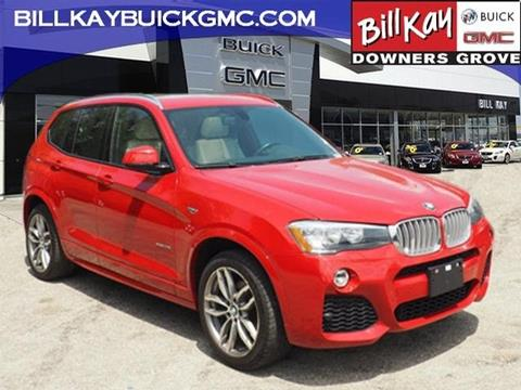2015 BMW X3 For Sale In Downers Grove IL