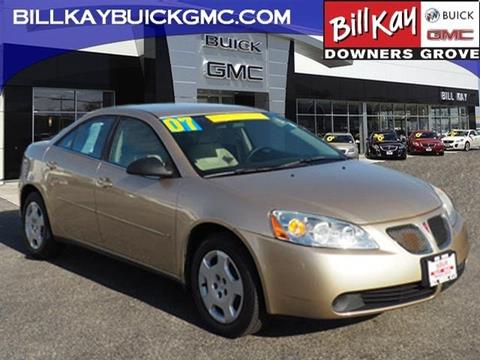 2007 Pontiac G6 for sale in Downers Grove, IL