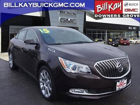 2015 Buick LaCrosse for sale in Downers Grove, IL