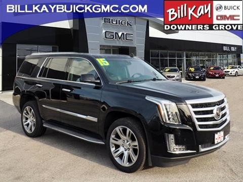 2015 Cadillac Escalade for sale in Downers Grove, IL