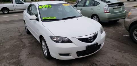 2008 Mazda MAZDA3 for sale in Abington, MA