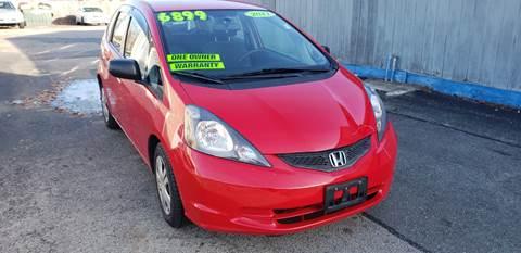 2011 Honda Fit for sale in Abington, MA
