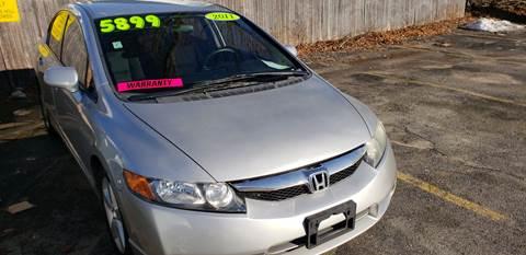2011 Honda Civic for sale in Abington, MA