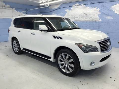 2012 Infiniti QX56 for sale at Middle Tennessee Auto Brokers LLC in Gallatin TN
