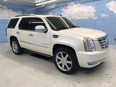 2009 Cadillac Escalade for sale at Middle Tennessee Auto Brokers LLC in Gallatin TN
