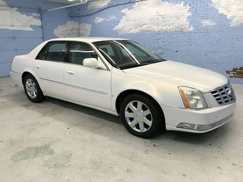 2007 Cadillac DTS for sale at Middle Tennessee Auto Brokers LLC in Gallatin TN
