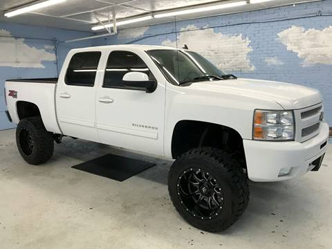 2011 Chevrolet Silverado 1500 for sale at Middle Tennessee Auto Brokers LLC in Gallatin TN