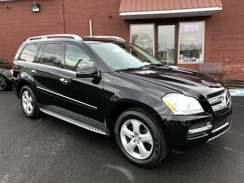 2012 Mercedes-Benz GL-Class for sale at Middle Tennessee Auto Brokers LLC in Gallatin TN