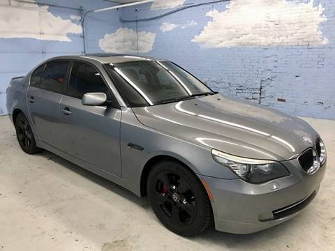 2008 BMW 5 Series for sale at Middle Tennessee Auto Brokers LLC in Gallatin TN