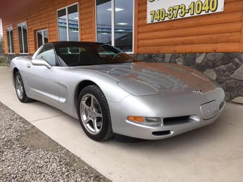 2003 Chevrolet Corvette for sale at MARIETTA MOTORS LLC in Marietta OH