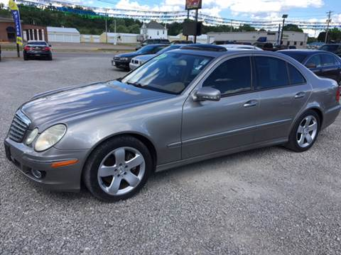 2007 mercedes benz e class for sale in ohio