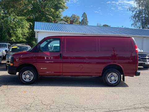 2006 Chevrolet Express Cargo for sale in Marietta, OH